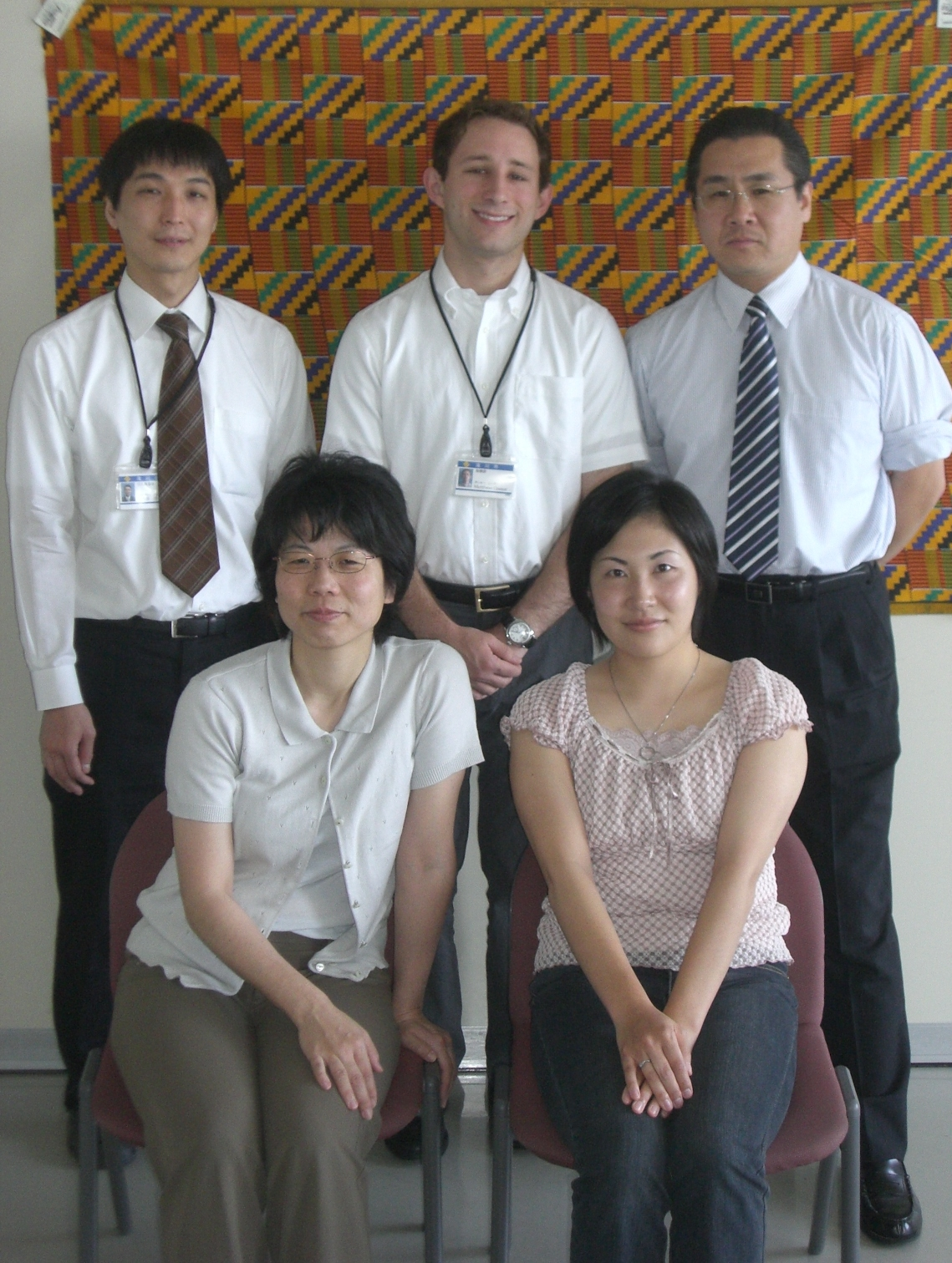 Takikawa City Hall International Relations Staff